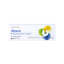 Airway Premium 1DAY (30 линз)